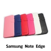 【GAMAX 嘉瑪仕】二代商務型站立側掀套 Samsung Note Edge