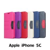【GAMAX 嘉瑪仕】完美側掀站套 Apple iPhone 5C