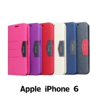 【GAMAX 嘉瑪仕】完美側掀站套 Apple iPhone 6
