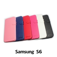 【GAMAX 嘉瑪仕】二代商務型站立側掀套 Samsung S6
