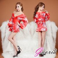 【Gaoria】情慾花魁 和服角色扮演情趣睡衣(N2-0126)