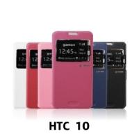 【GAMAX 嘉瑪仕】視窗商務側掀套 HTC 10