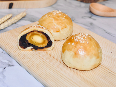 寶貝蛋黃酥12入禮盒