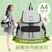 1818 厚背帶系列 舒服棉空氣後背包(PL2507-2)