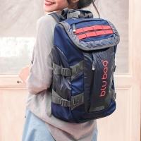 X-SPORTS 厚背帶系列 時尚運動筆電背包 藍(BGF152217-9)