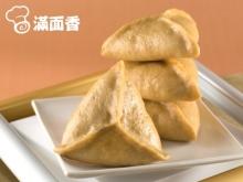麻糬黑糖金三角