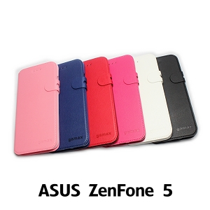 【GAMAX 嘉瑪仕】二代商務型站立側掀套 ASUS ZenFone 5