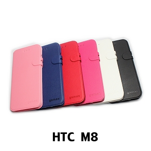 【GAMAX 嘉瑪仕】二代商務型站立側掀套 HTC M8