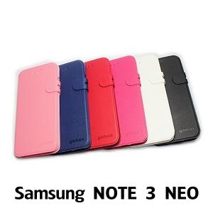 【GAMAX 嘉瑪仕】二代商務型站立側掀套 Samsung NOTE 3 NEO
