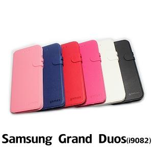 【GAMAX 嘉瑪仕】二代商務型站立側掀套 Samsung Grand Duos i9082
