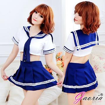 【Gaoria】純真學園 二件式 情趣 性感制服 學生服(N3-0042)