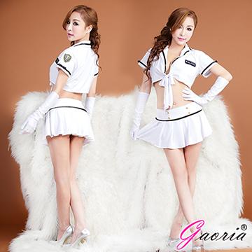 【Gaoria】為愛投降 性感女警 角色扮演 制服 情趣睡衣角色服(N3-0048)