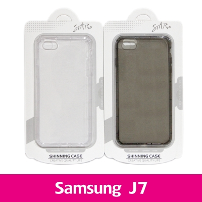 【STAR】防摔空壓殼 Samsung J7