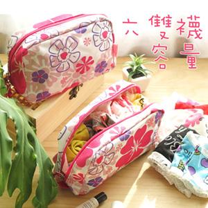 【1818】花朵調色盤.新鮮規律化妝包(CG43638-FU)